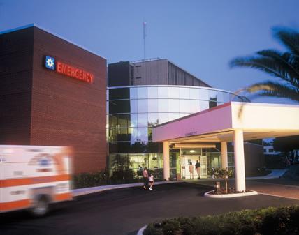 Winter Haven Hospital ER